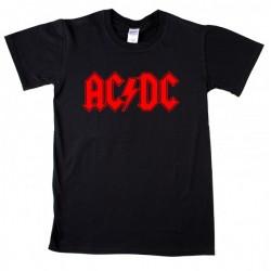 AC/DC Logo Férfi és Női póló
