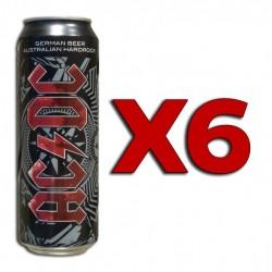 AC/DC-sör (6 doboz)