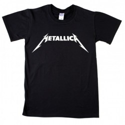Metallica Logo Férfi és Női póló