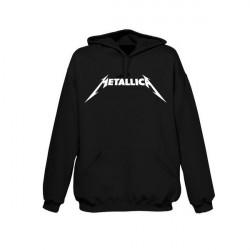 Metallica Logo kapucnis