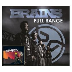 Full Range CD + Top Shotta CD