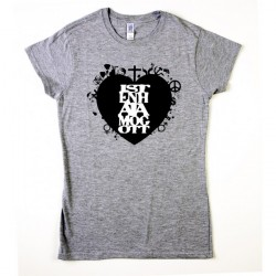 IHM Szív Férfi és Női póló