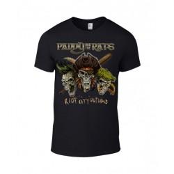 Riot City Outlaws Férfi és Női póló