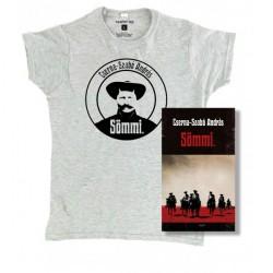 Sömmi - könyv+Női póló