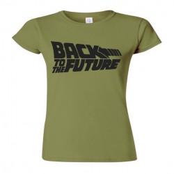 Back To The Future Férfi és Női póló