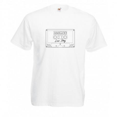 Kazetta Férfi és Női póló