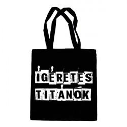 Ígéretes Titánok táska