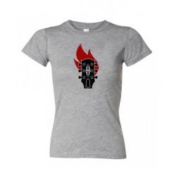 Lángoló Gitárok Férfi és Női póló