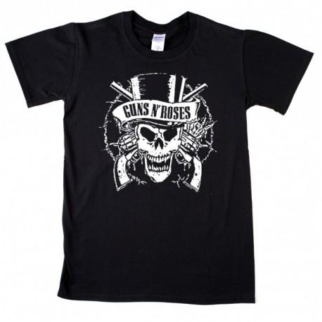 Guns N' Roses Logo classic Férfi és Női póló