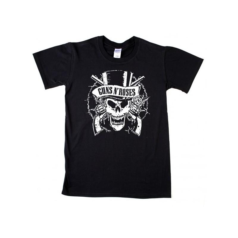 9119d93336 Guns N' Roses Logo classic Férfi és Női póló - Popshop