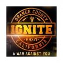 A War Against You LP + CD