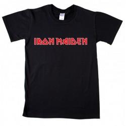 Iron Maiden Logo Férfi és Női póló