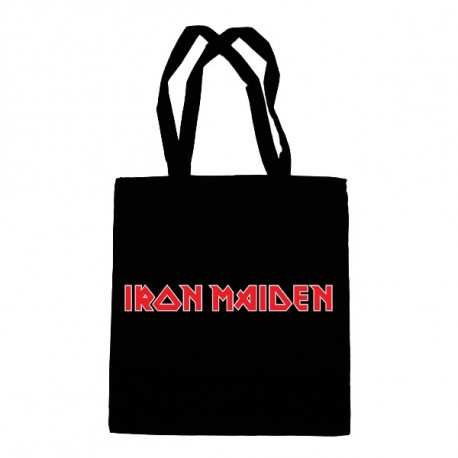 Iron Maiden Logo táska