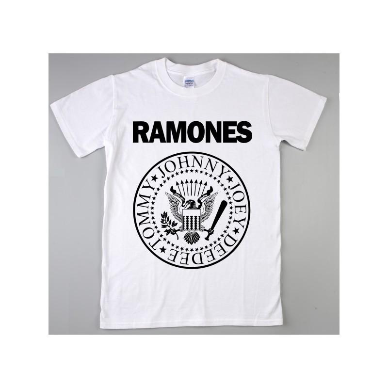553d569df7 Ramones Logo Férfi és Női póló - Popshop