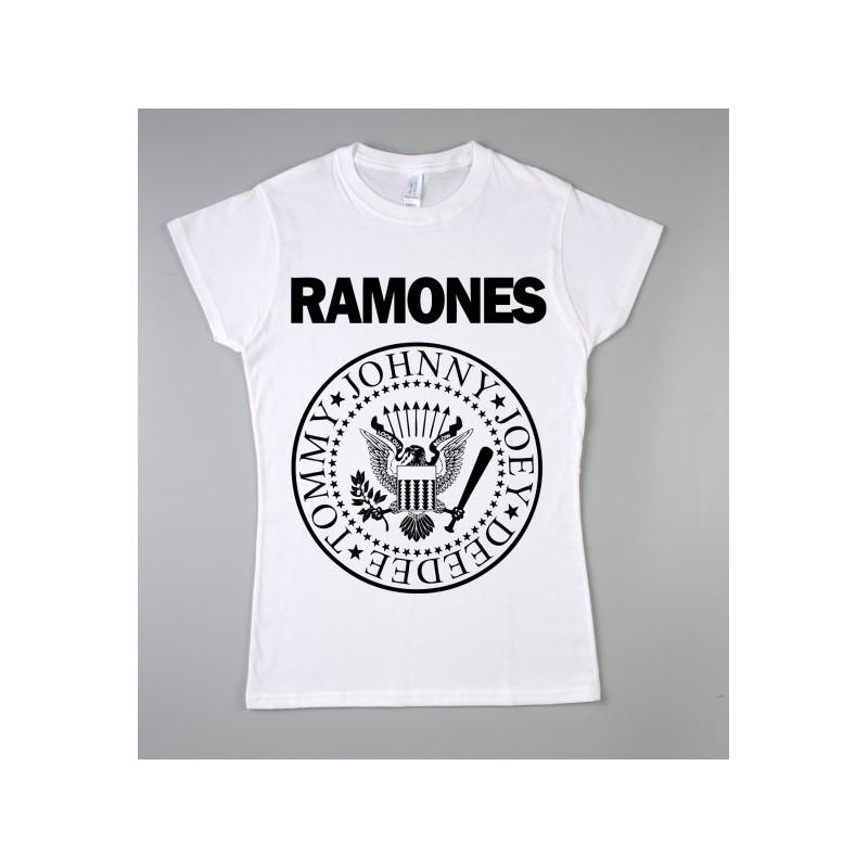 Ramones Logo Férfi és Női póló - Popshop ca49007106