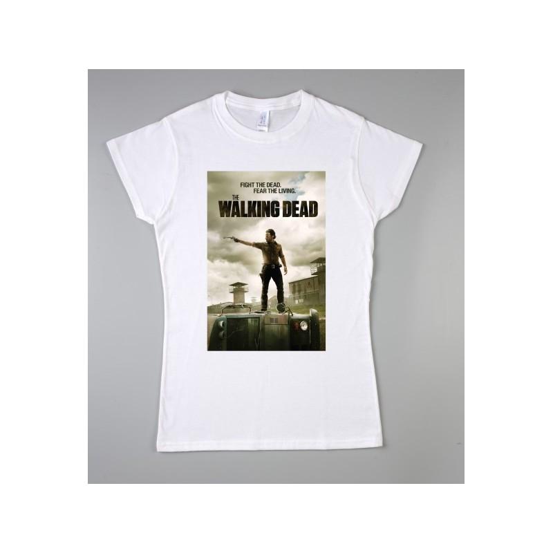 e429faa309 Walking Dead Poster Férfi és Női póló - Popshop