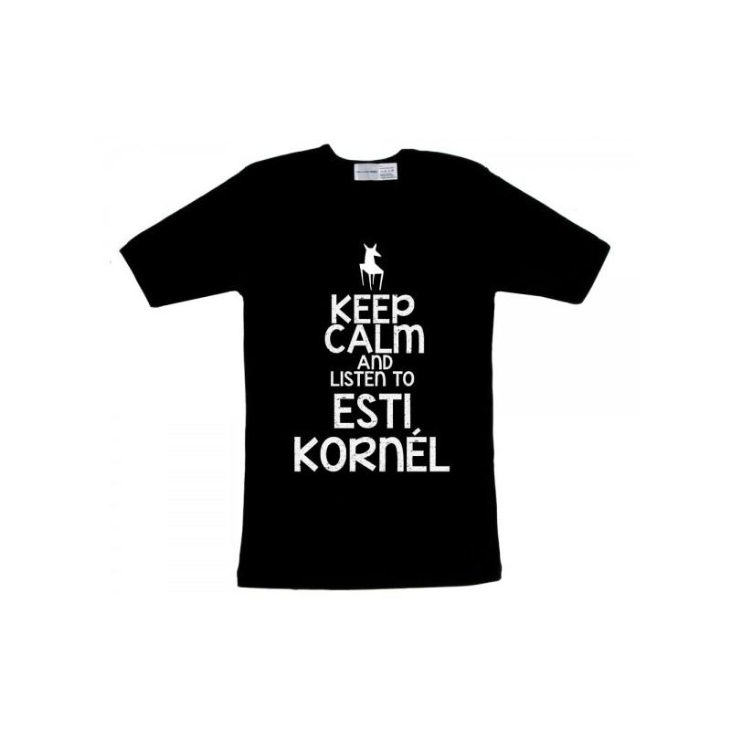 bf2fcc0baf Keep Calm Férfi és Női póló - Popshop