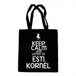 Esti Kornél - Keep Calm bag