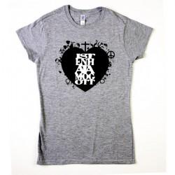IHM - Szív Férfi és Női póló