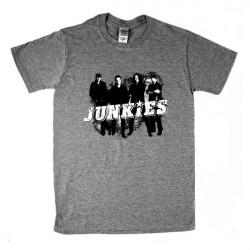 Junkies Zenekar Férfi és Női póló