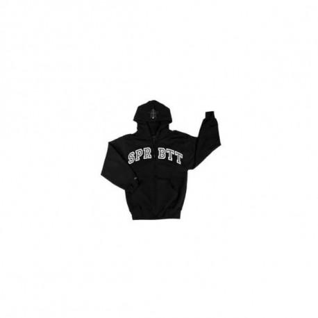 Superbutt Cipzáros hoodie
