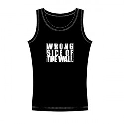 WSOTW fekete Női trikó