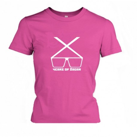 X-glasses Férfi és Női póló