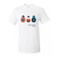 Space Medusa 3 Férfi és Női póló