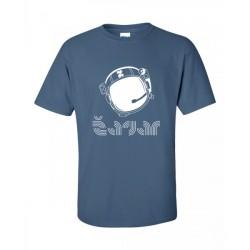 Zagar Astronaut Férfi és Női póló