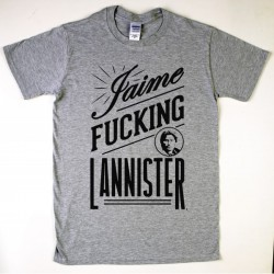 Jaime Fucking Lannister Férfi és Női póló