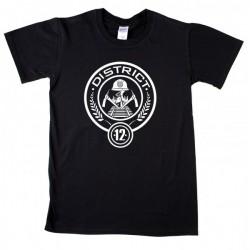 District 12 Férfi és Női póló