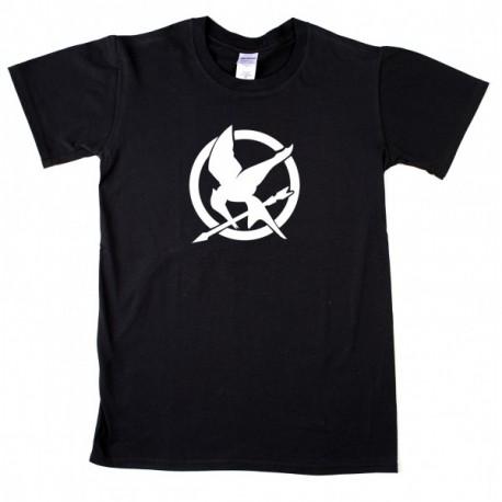 Hunger Games Logo Férfi és Női póló