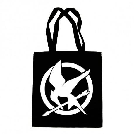 Hunger Games Logo táska