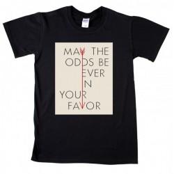 May the odds... Férfi és Női póló