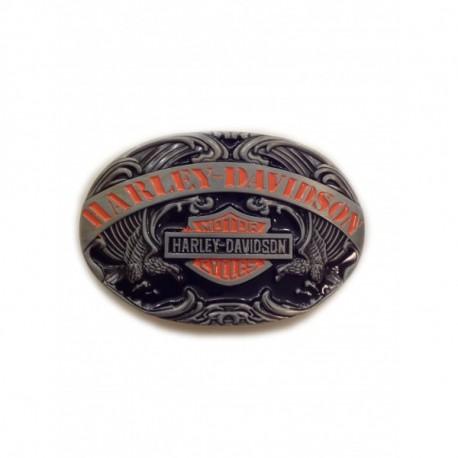 Harley Davidson-övcsat
