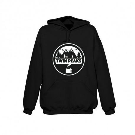 Twin Peaks Logo hoodie