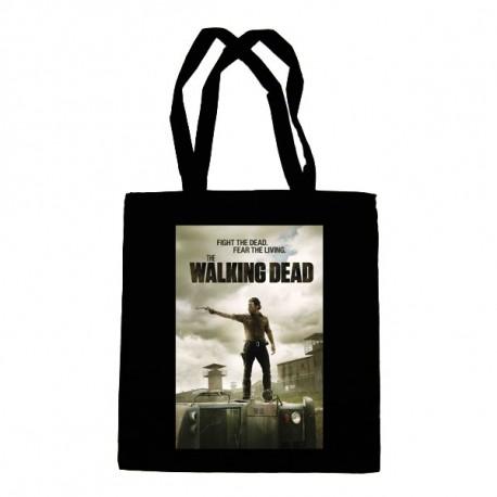 Walking Dead Poster táska