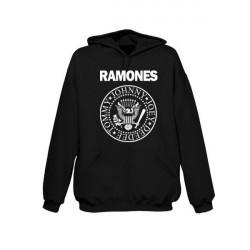 Ramones Logo kapucnis
