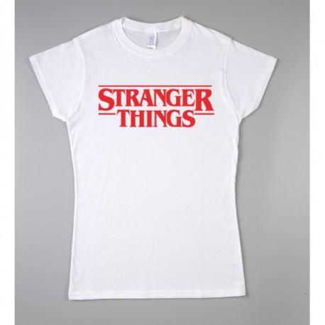 Stranger Things Női és Férfi póló