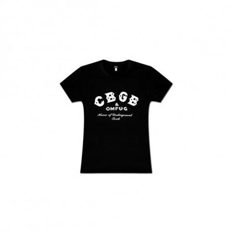 CBGB's Logo Férfi és Női póló