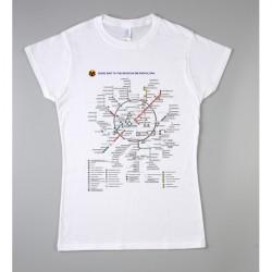 Metro 2033 Férfi és Női póló