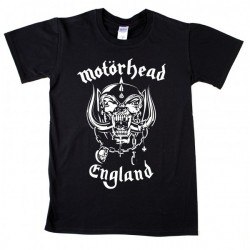 Motörhead Logo Férfi és Női póló