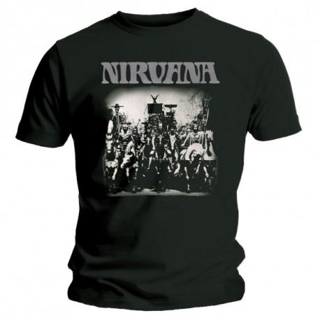 Nirvana - All Of Us Férfipóló