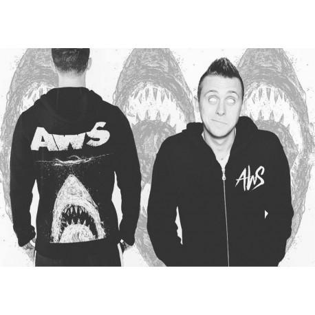 AWS (J)AWS kapucnis pulóver