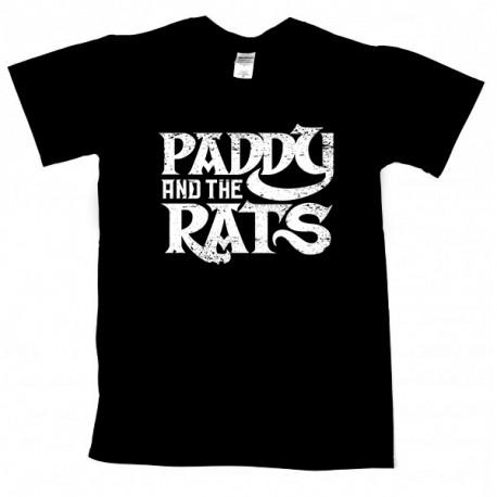 Paddy And The Rats Logo férfi és női póló