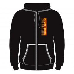 Nightrain cipzáros pulóver