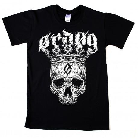 Ordog koponya férfi és női póló