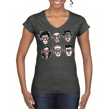 Quimby Monkey férfi és női póló
