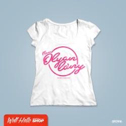 Wellhello Nem Olyan lány circle női póló