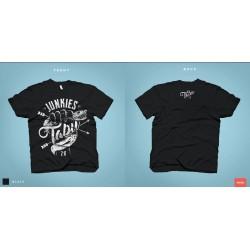 Junkies Tabu 20 férfi és női póló